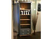 Corner Cabinet / Bookshelf