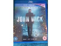 John wick blu ray