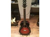 peerless acoustic with fishman pickup