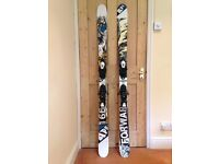 Apo Freestyle Skis 166cm