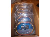 Job Lot 5 Genuine Original Belkin Pure AV Flat Scart Cable 4.9m 16ft long Audio/Video Gold DTS