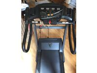 Pro active fitness cardio trainer - treadmill