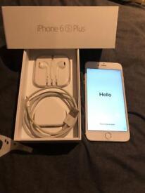 Apple iPhone 6s Plus gold unlocked 64gb