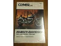 Clymer Harley Davidson M425-3