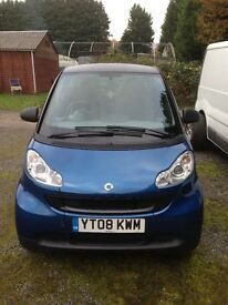 Smart Fortwo 451 1.0l 2008 45,000 Miles - Good Conditions