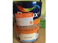 Dulux easycare washable and tough Matt paint ' natural hessian' 5l
