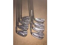 For sale set of Ping G25 irons 4-SW
