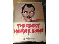 Rocky Horror Show Music book