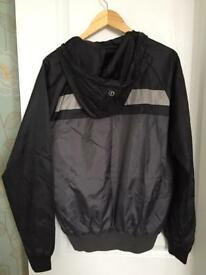 NEW Fly 53 jacket with hood size medium
