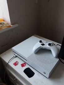 Xbox 1 s 500 gig