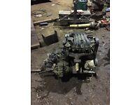 1.9 sdi Diesel engine
