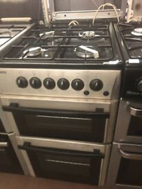 50CM STAINLESS STEEL BEKO GAS COOKER