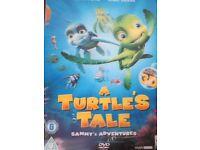 A Turtle's Tale DVD in 3D