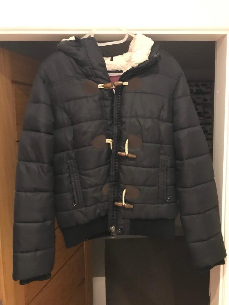 Ladies superdry padded jacket coat