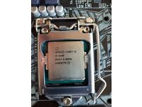 Intel i5 6400 CPU £90 - Asus Z170-P Motherboard £60 - 16Gb 3200 DDR4 RAM £150