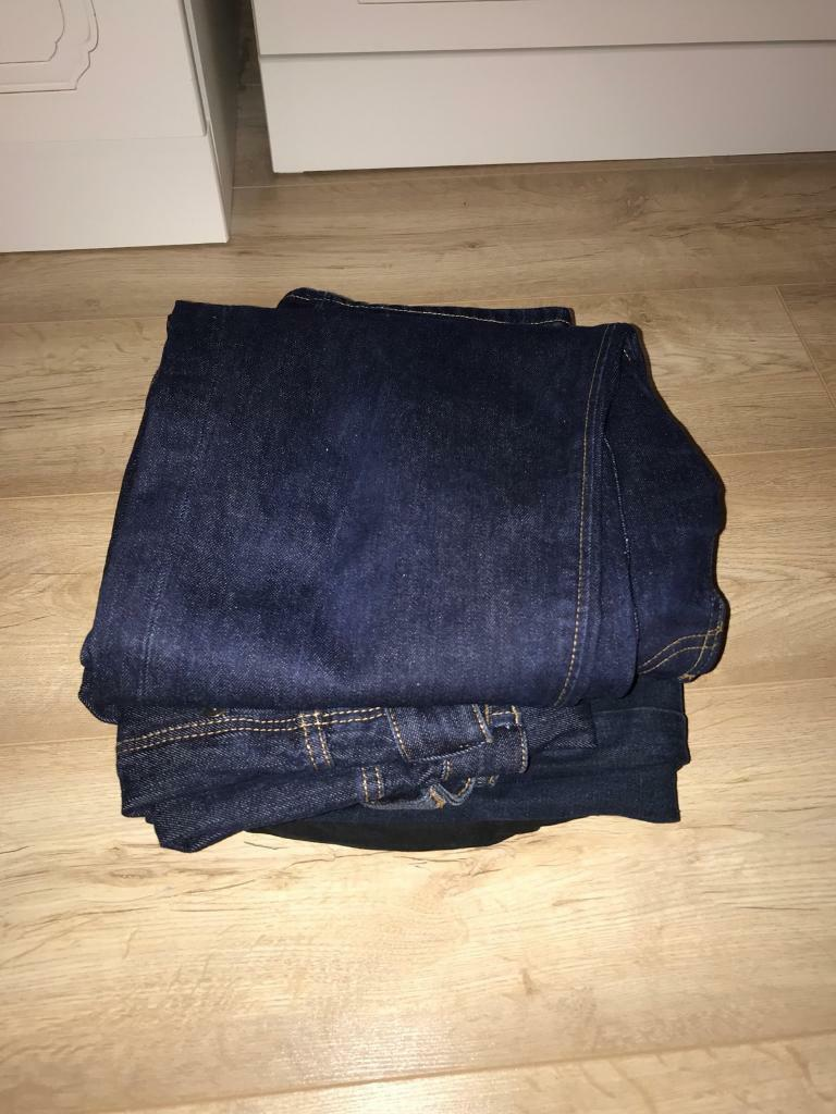 4 Pairs Of 36 inch waist Jeans and Cargo Trousers