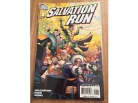 Sealed DC Comics Salvation Run Issue #1