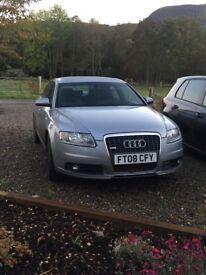 Audi A6 s line low miles