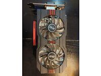 Asus GTX 750 Ti OC 2GB GDDR5 Dual DVI HDMI PCI-E Graphics Card