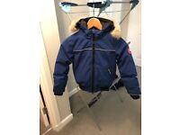 Boys Canada Goose Coat Age 6