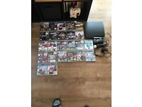 Sony Home theatre and PlayStation 3 containing 24 games, Playstation Move and USB Controller