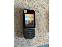 Nokia asha 300 mobile phone on 3 network