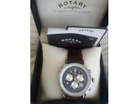Gents rotary watch