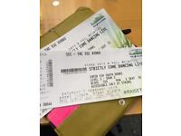 1 Strictly come dancing ticket