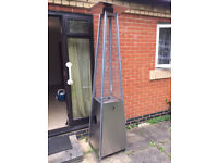 Stainless Steel LP Gas Patio Heater
