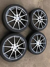 """18"""" alloyvwheels"""