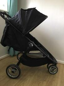 Baby jogger city lite all black stroller excellent condition! BJCM