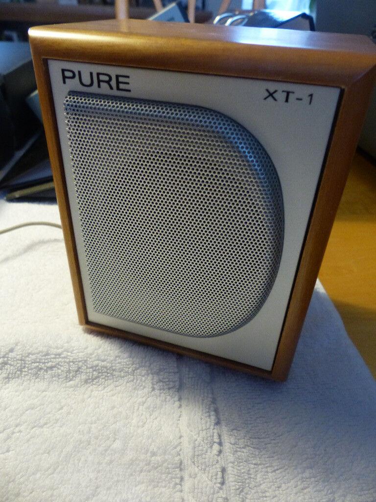 Pure XT-1 loadspeaker