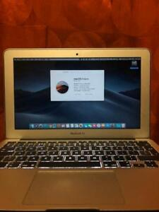 "EARLY 2015 11"" MACBOOK AIR CORE I5 128GB 4GB RAM WITH FREE SOFTWARE OVER $6000 (OFFICE, ADOBE, FINAL CUT PRO) $699 OBO"