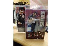 McFarlane Toys '68 Comeback Special Elvis Presley Action Figure