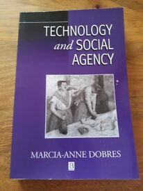 Book: Technology & Social Agency by M-A Dobres