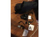 NIKON DS3200 DIGITAL CAMERA / NIKON DX ZOOM NIKKOR 18-55MM F/3.5-5.6 AF-S DX / 16 GB MEMORY CARD