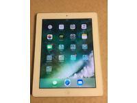 Apple Ipad A1460 4th Gen, 32GB Wifi + Cellular