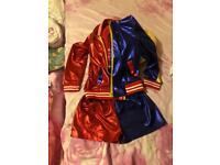 Hayley Quinn suit 9-10