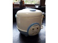 Quick Cook Rice cooker and Food warmer