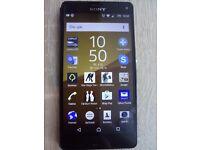 Sony Z3 compact black
