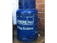 Calor Gas 12kg Gas Bottles