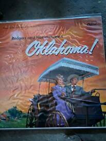 Oklahoma record