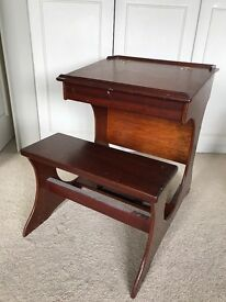 Vintage craftsman made Childs desk
