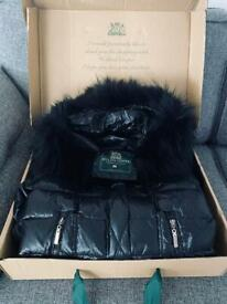 Holland Cooper Women's Quilted Coat (M)