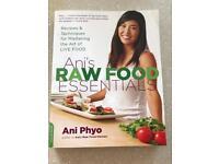 Ani's Raw Food essentials book