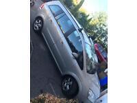 Vauxhall Zafira spares and repair