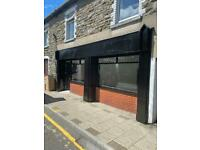 Shop to let in Porth, town centre