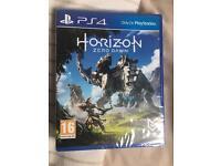 Horizon zero dawn PS4 ( sealed )