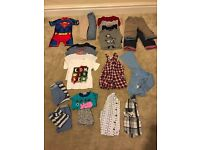Boys clothing bundle 18 - 24 months