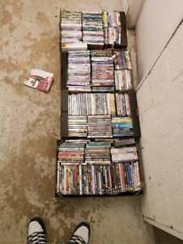 Massive joblot of dvds quick sale hence price